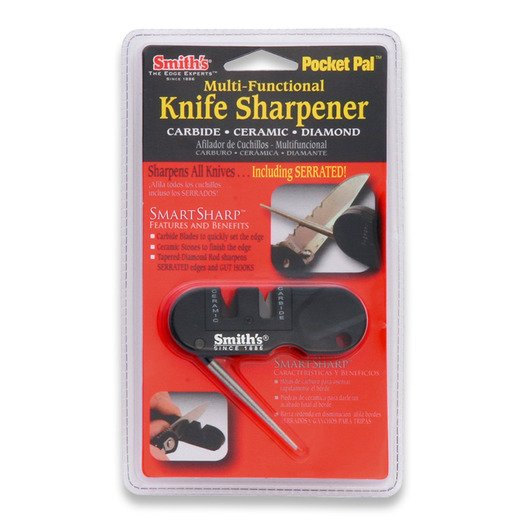 Smith's Sharpeners Pocket Pal zakslijper