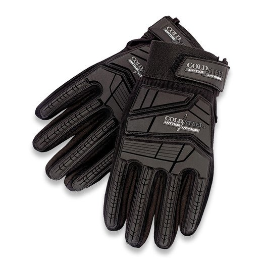 Luvas anti-corte Cold Steel Tactical Glove, preto