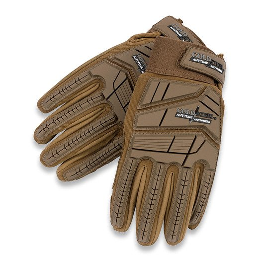 Rukavice odolné voči porezaniu Cold Steel Tactical Glove, Tan