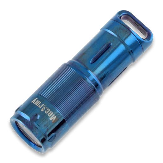 MecArmy X-2s, PVD blue