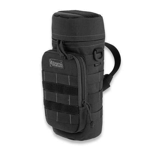 Maxpedition Bottle Holder 12x5, musta