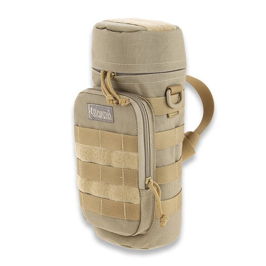 Maxpedition Bottle Holder 12x5, брунатний