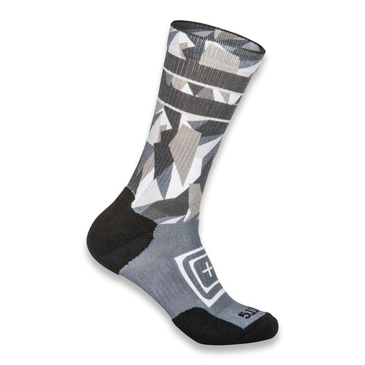 5.11 Tactical Sock And Awe Crew Dazzle 10041AC