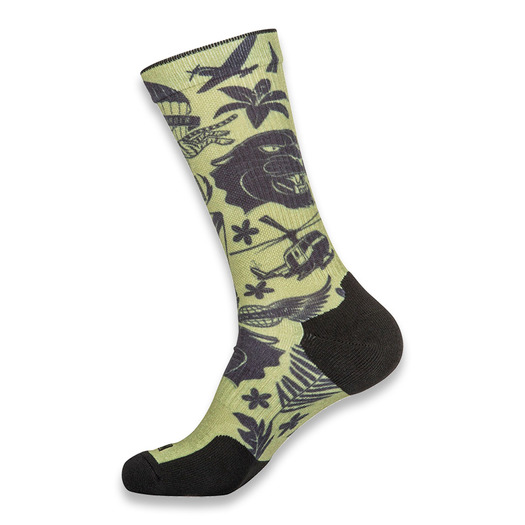 5.11 Tactical Sock And Awe Crew Tropic 10041AE