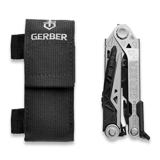 Gerber Center Drive daugiafunkcis įrankis, with Sheath