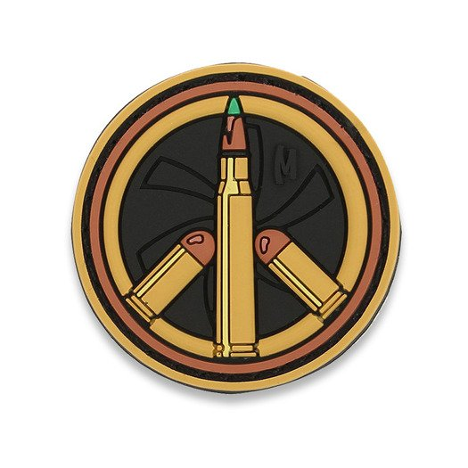 Maxpedition Peace Bullet Morale Patch PCBT
