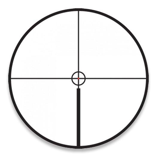 Leupold VX-6 HD 1-6x24 FireDot Circle teleskopinis šautuvas
