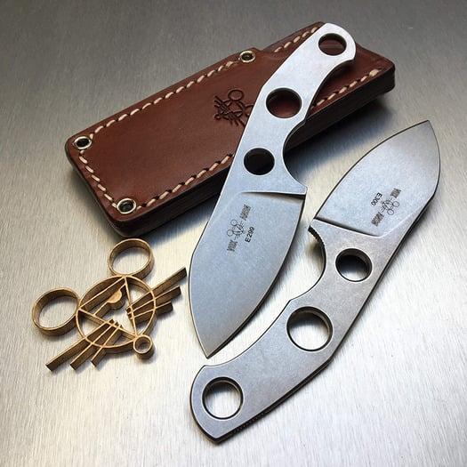 GiantMouse GMF1-E (Elmax) knife