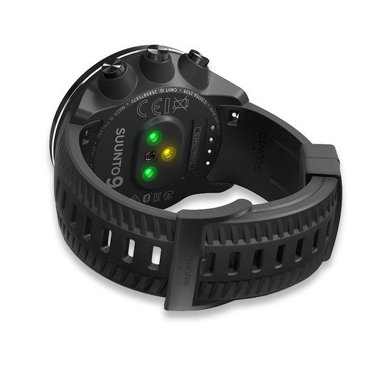 Suunto 9 Baro Black + HR Belt