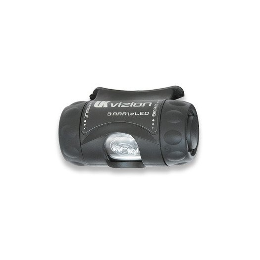 Underwater Kinetics Vizion eLED headlamp, black