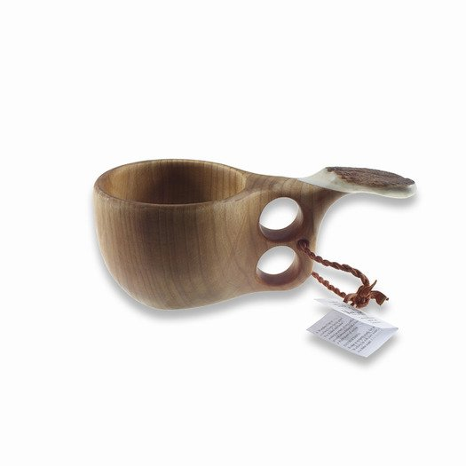 Wood Jewel Wood/Osso di renna Kuksa 1,5dl