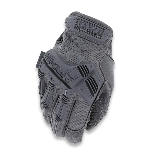 Taktické rukavice Mechanix M-Pact, wolf grey