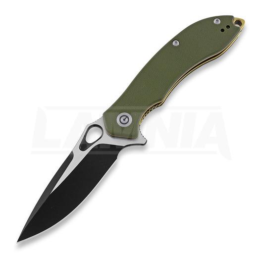 CIVIVI Aquila סכין מתקפלת, ירוק C805A