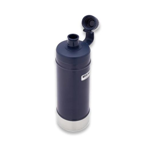 Stanley Classic Water Bottle 0.6L, navy