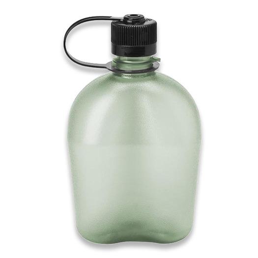 Nalgene Bottle Oasis Everyday 1L, pilka, žalia