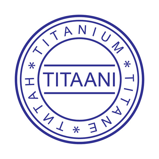 Audacious Concept Titanium Eight, Beadblasted Bronze