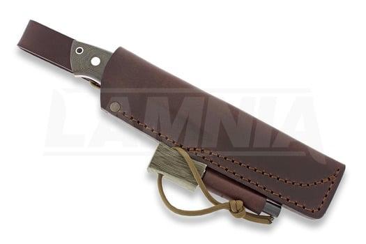 Brisa Trapper 115 Elmax Scandi סכין