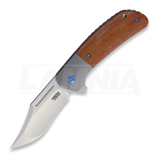 Pena Knives X Series Lannys Clip Brown סכין מתקפלת