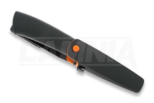 Nazis Fiskars Builder's knife with sharpener