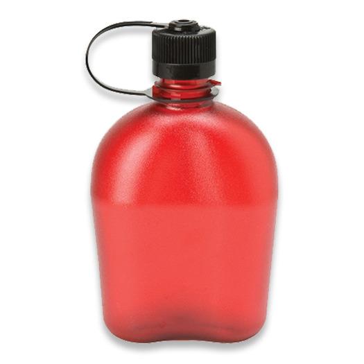 Nalgene Bottle Oasis Everyday 1L, raudona