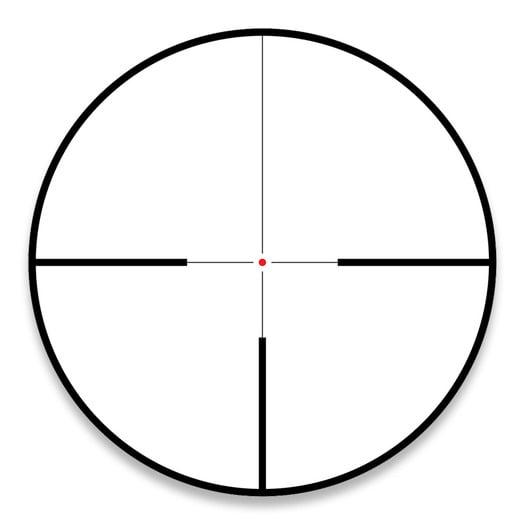 Hawke Frontier 30 1-6×24 L4A Dot teleskopinis šautuvas