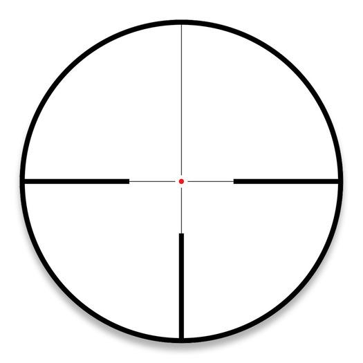 Puškohľad Hawke Endurance 30 WA 1-4×24 L4A Dot