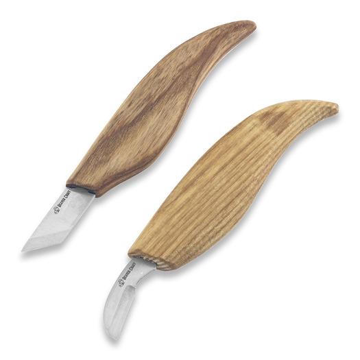 BeaverCraft Chip Carving Knife Set S04