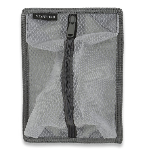 Maxpedition Entity Hook & Loop Mesh Storage Panel NTTPNMGRY