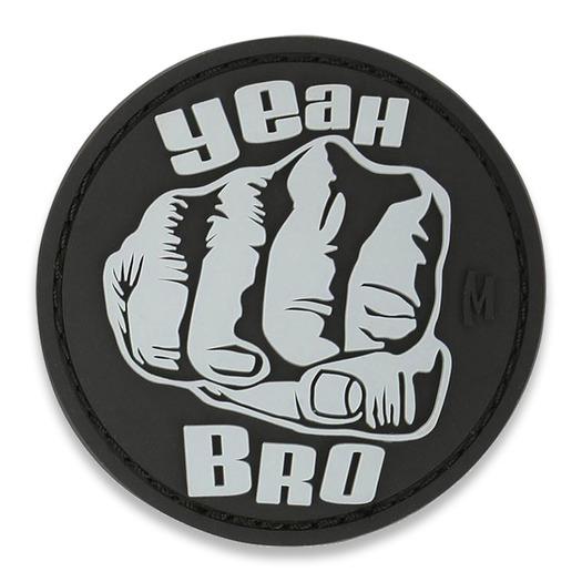 Maxpedition Bro Fist טלאי מורל BROF