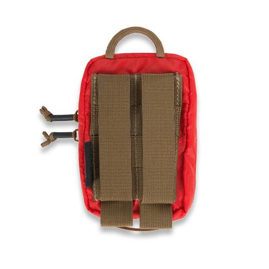 Helikon-Tex Mini Med Kit kišeninis dėklas su skyriais, raudona