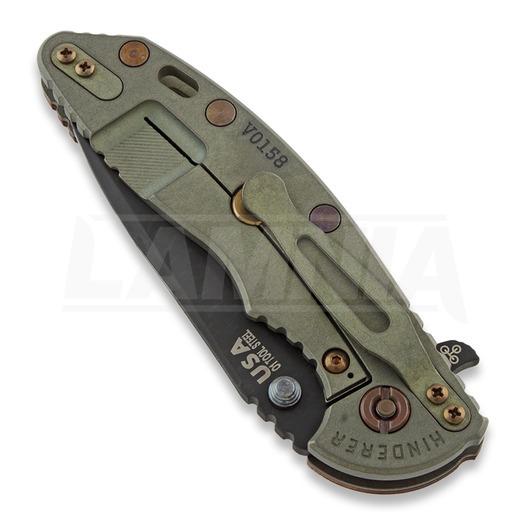 Hinderer XM-18 3.5 Gen6 Spearpoint Vintage Series סכין מתקפלת