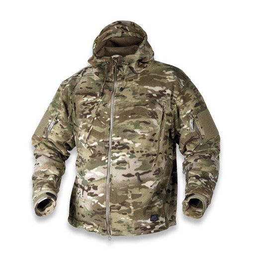 Helikon-Tex Patriot Double Fleece jacket, Camogrom