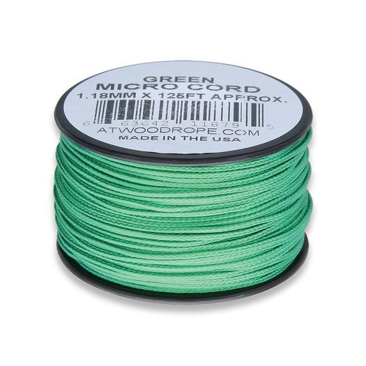 Atwood Micro Cord 38m Green