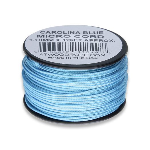 Atwood Micro Cord 38m Carolina Blue