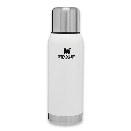 Stanley Adventure Vacuum Bottle 1L., бял