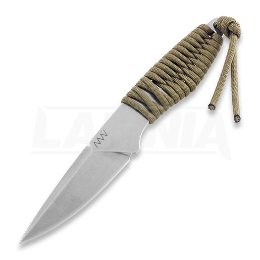 ANV Knives P100 peilis, flat dark earth