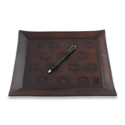 Hinderer Leather Valet Tray, rectangle