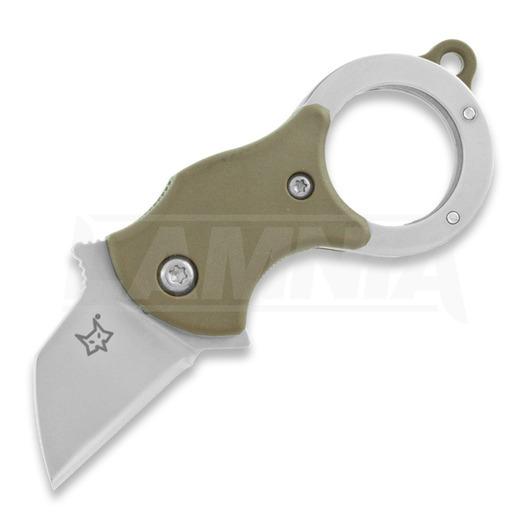 Fox Mini-TA sulankstomas peilis