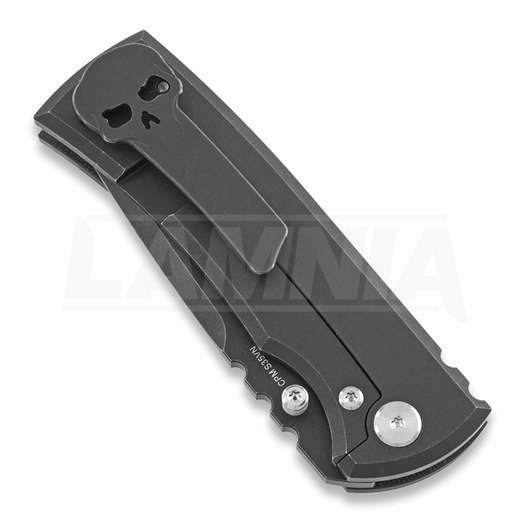 Chaves Knives Redencion Tanto PVD folding knife, G10