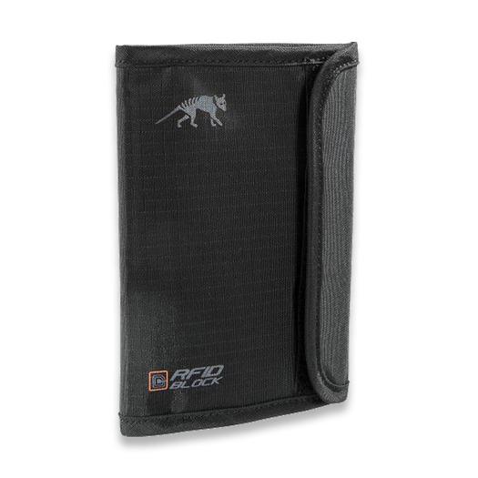 Tasmanian Tiger TT Passport Safe RFID B, svart