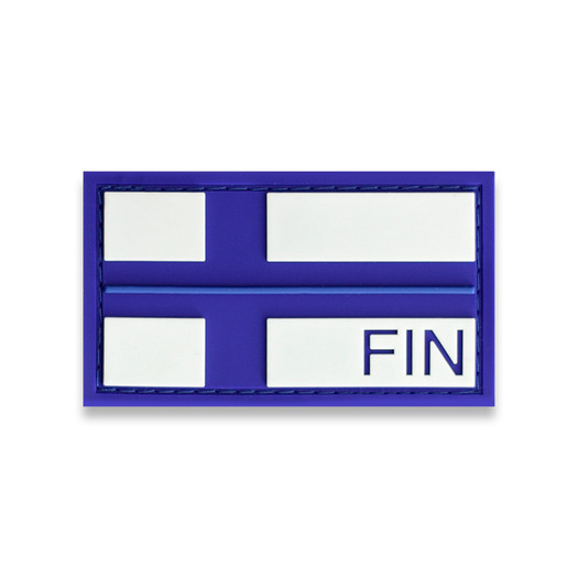 Hieno Merkki 2019 Thin Blue Line, blue