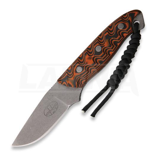 Hazen Knives Medium Fixed Blade, שחור