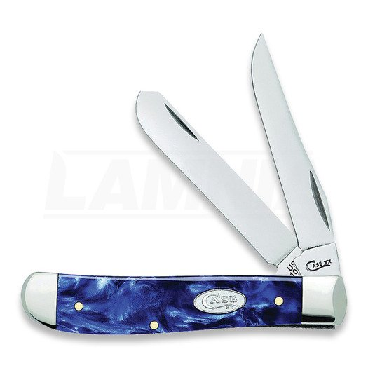Πτυσσόμενο μαχαίρι Case Cutlery Mini Trapper Sparxx Blue 23432