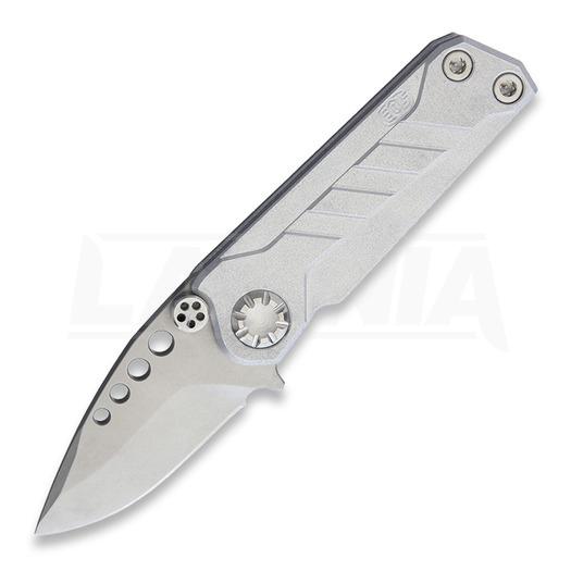 EOS Prawn Folder Aluminum Spear sulankstomas peilis