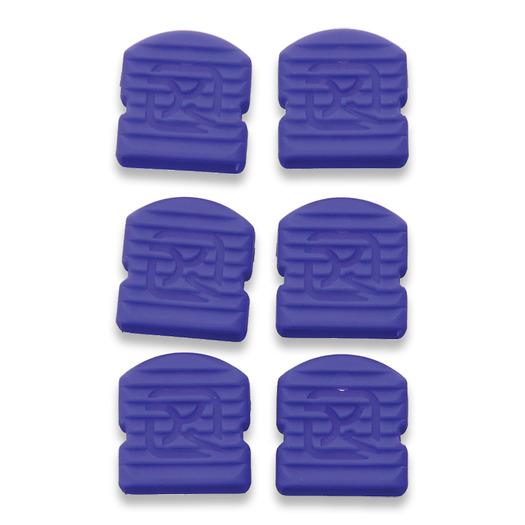 Klecker Knives Stowaway Tool Caps, purpursarkana