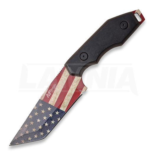 MTech American Flag Fixed Blade