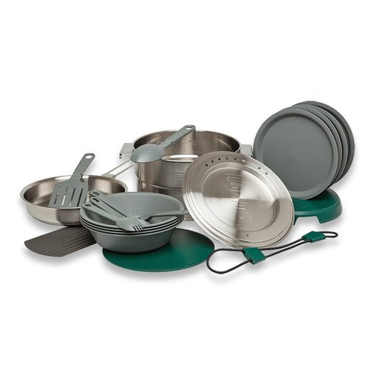 Stanley Full Kitchen BaseCamp Cook Set