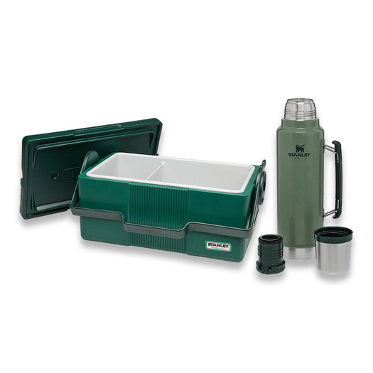 Stanley Heritage Cooler/Bottle Set