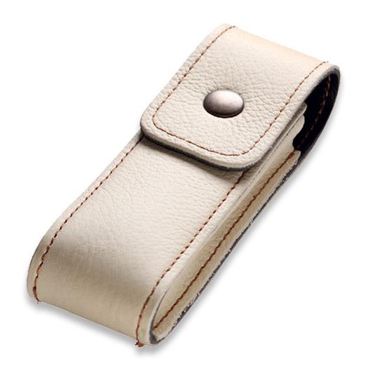 Farfalli Leather belt sheat 1 button