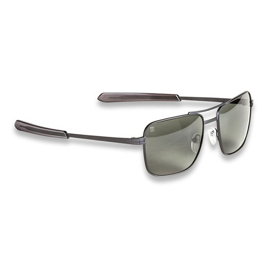 5.11 Tactical Shadowbox Polarized Sunglasses, gun metal grey